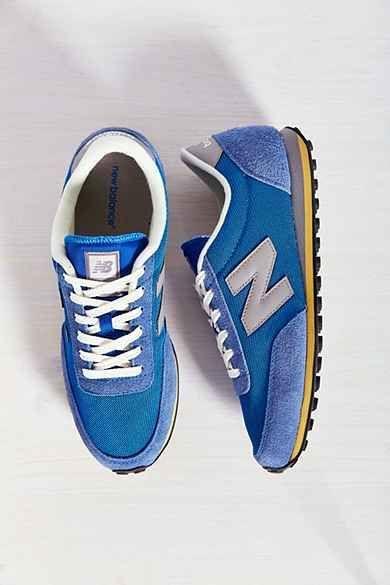 new balance 410 femme bleu