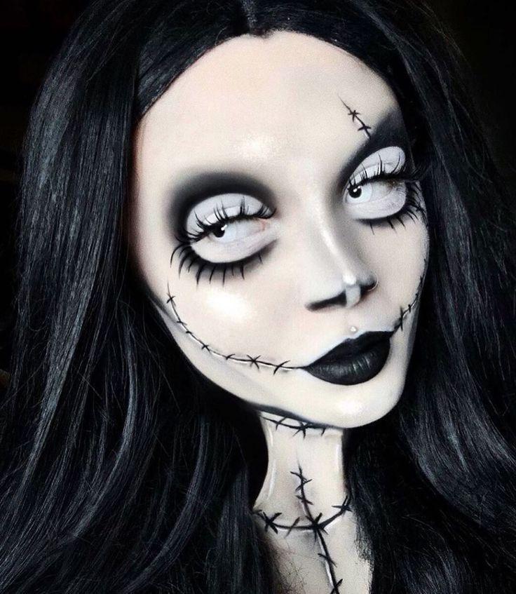 Halloween Schminken Ohne Kostum.Ohne Titel Karneval Halloween Co Halloween Makeup Halloween Schminkzeug
