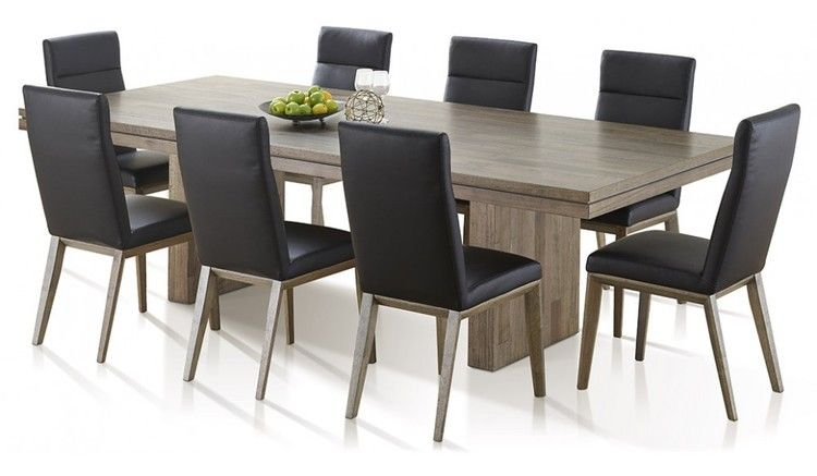 The Penfold 9 Piece Dining Suite Is Finished In Tasmanian Oak Gorgeous 9 Pc Dining Room Sets Design Decoration