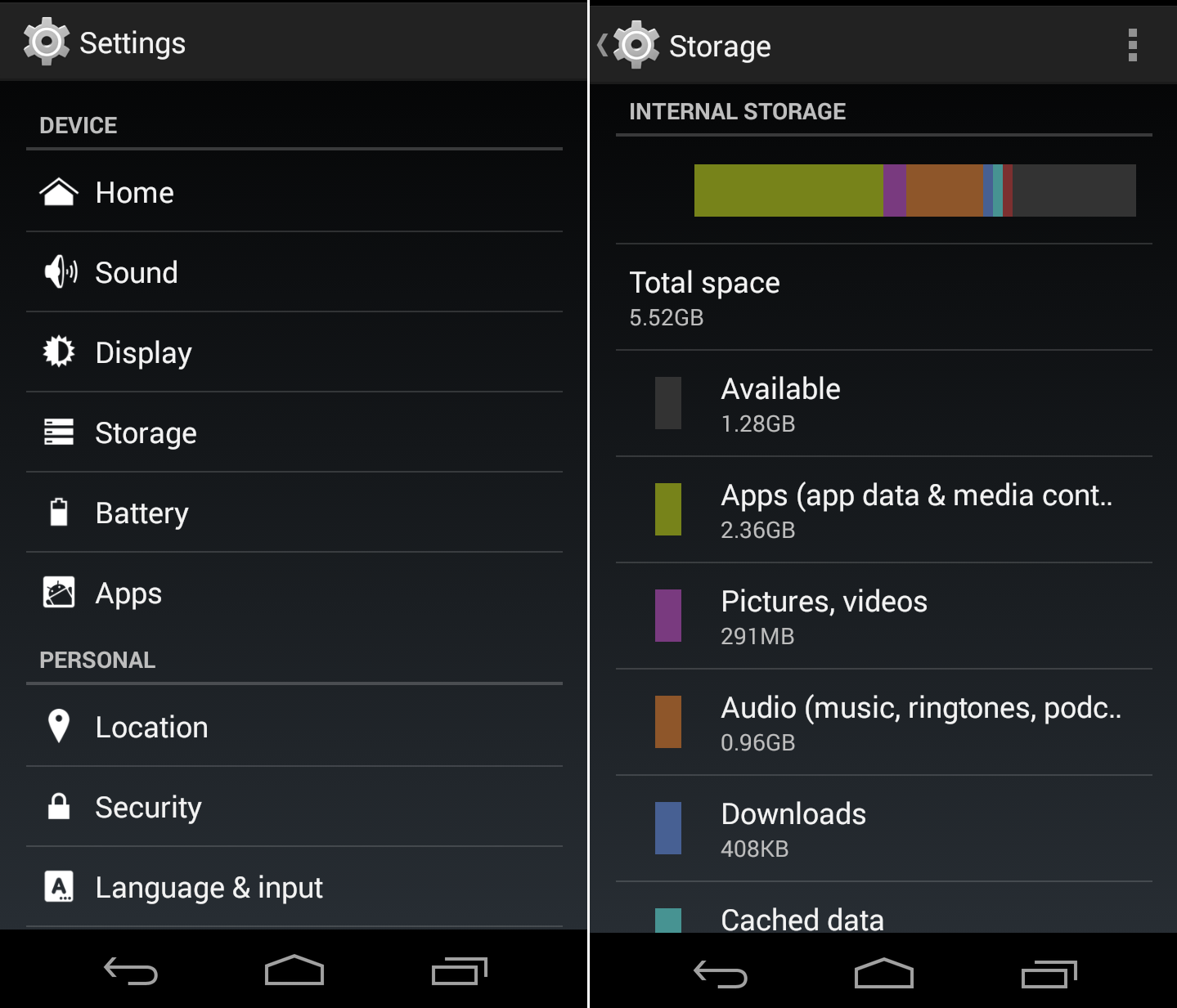 How To Manage The Memory In Android Devices
