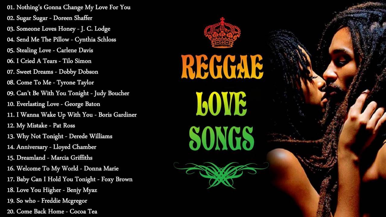 80's,90's    Old School Reggae Love Songs / Reggae Love Songs | Old