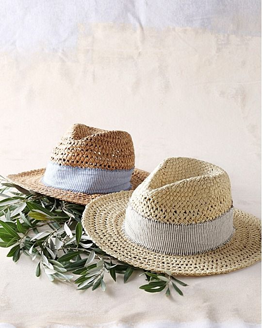 You Re At Home On Any Range In This Rancher Hat This Unique Style Is Lightweight In Cane Weave Paper And Finished With A St Rancher Hat Beach Accessories Hats