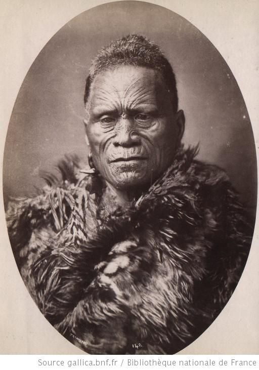 nouvelle z lande homme maori au visage tatou this. Black Bedroom Furniture Sets. Home Design Ideas