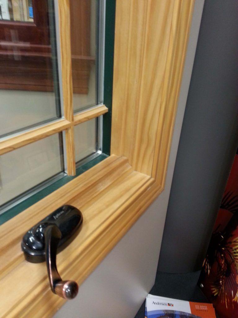Andersen Windows Sliding Glass Door Latch