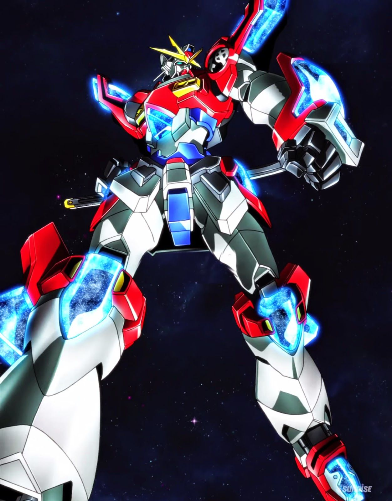 Gundam Build Fighters Try Panorama Vertical Wallpaper Images