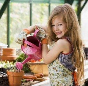 Pin by melpo siouti on garden kids pinterest garden kids and gardens cute little girl gardening wallpaper workwithnaturefo