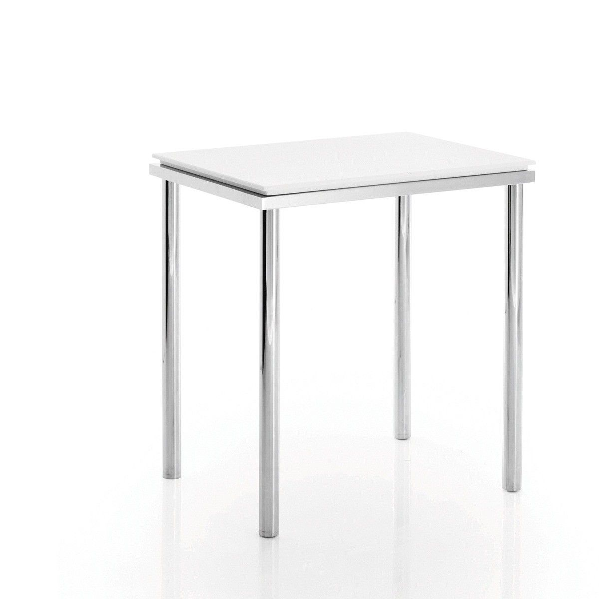 WS Bath Collections Scagni 54701 Stool From the Scagni Collection ...