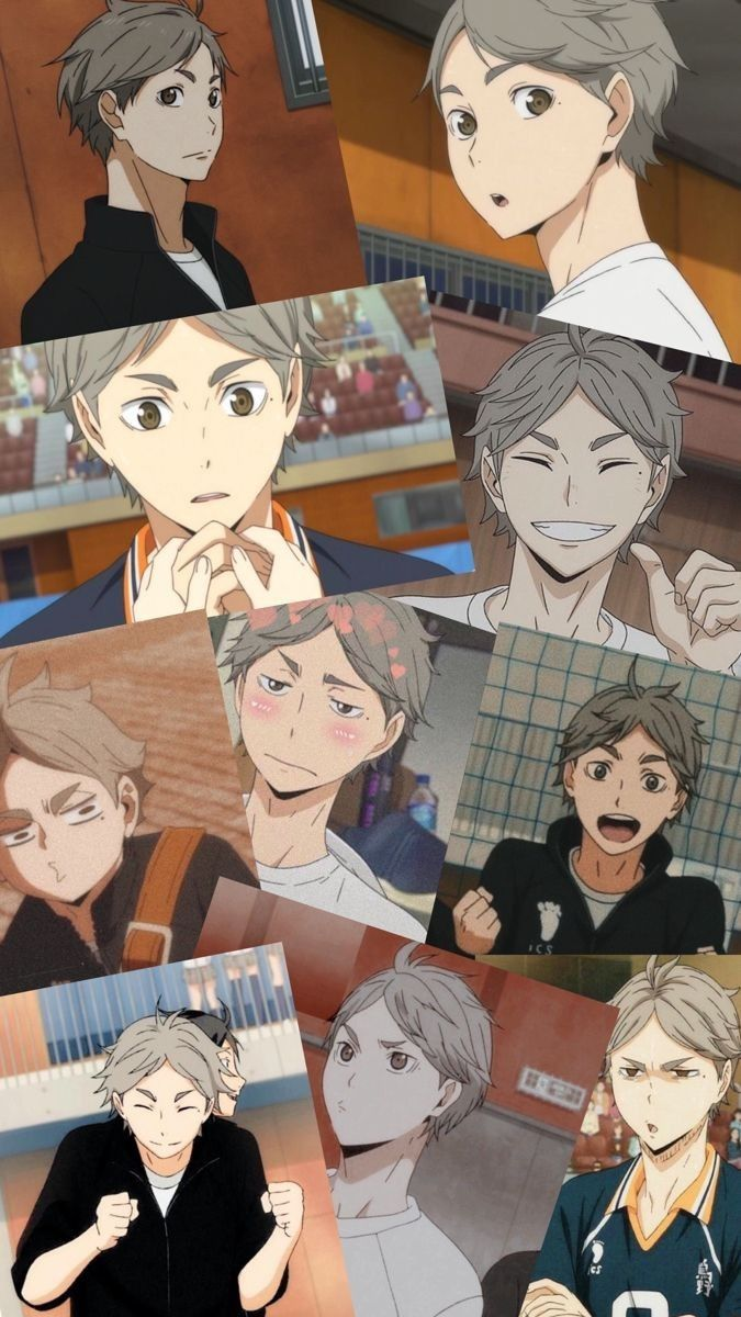 Suga Haikyuu in 2020 Haikyuu anime, Anime wallpaper