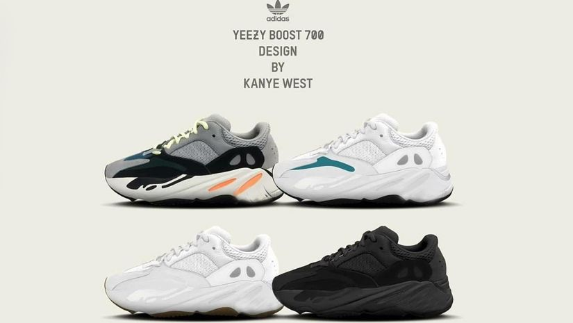 Calabasas Yeezy 700 Wave Runner OG New | Nike air max T90 | Pinterest |  Yeezy, Yeezy boost and Air max