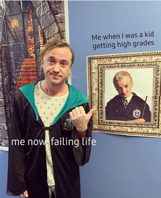 New Meme Format Draco Malfoy Memes Funny Memes Draco Harry Potter