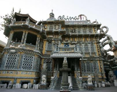 Porcelain House Is One Of The Best Things To See In Tianjin China