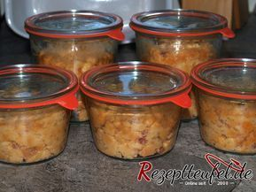 Photo of Bread dumplings cooked in a glass