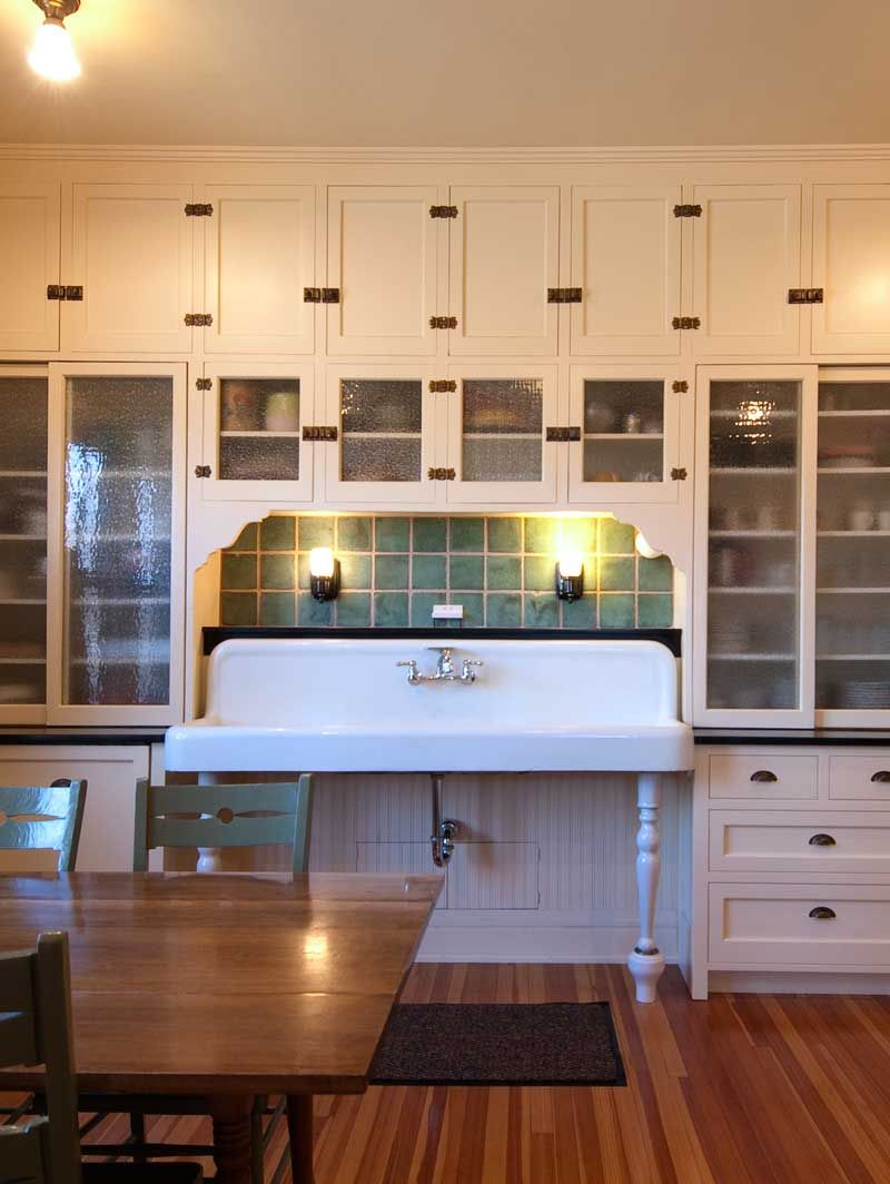 Seamless Thinking Options For Sink Countertop Bungalow Kitchen Kitchen Inspirations 1920s Kitchen