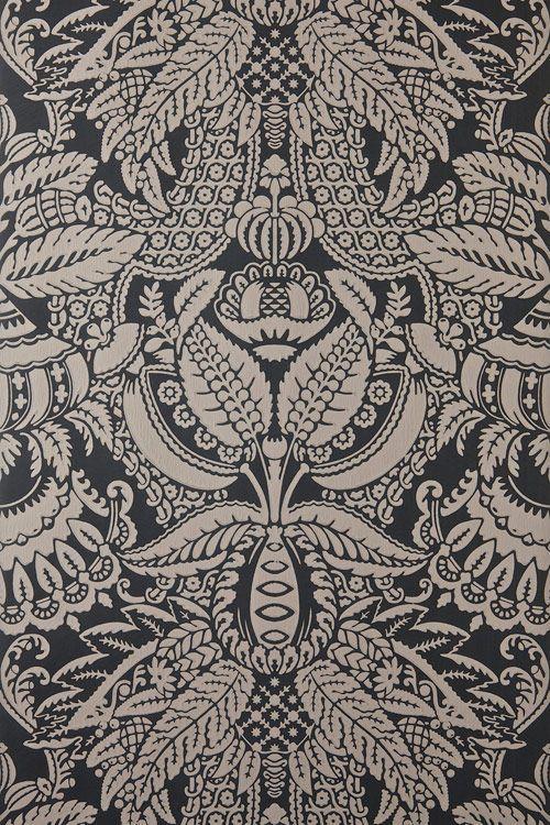 papier peint baroque de style orangerie bp 2510. Black Bedroom Furniture Sets. Home Design Ideas