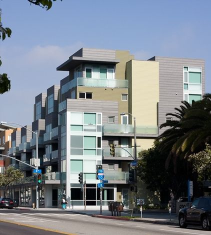606 Broadway Housing | Moore Ruble Yudell Architects & Planners