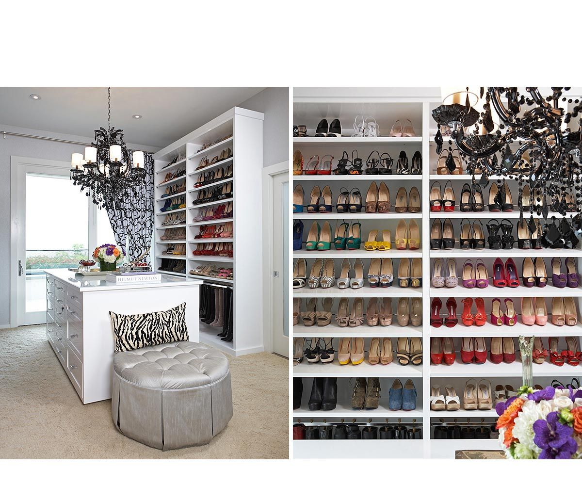 LA Closet Design | Collections | Walk In Closets
