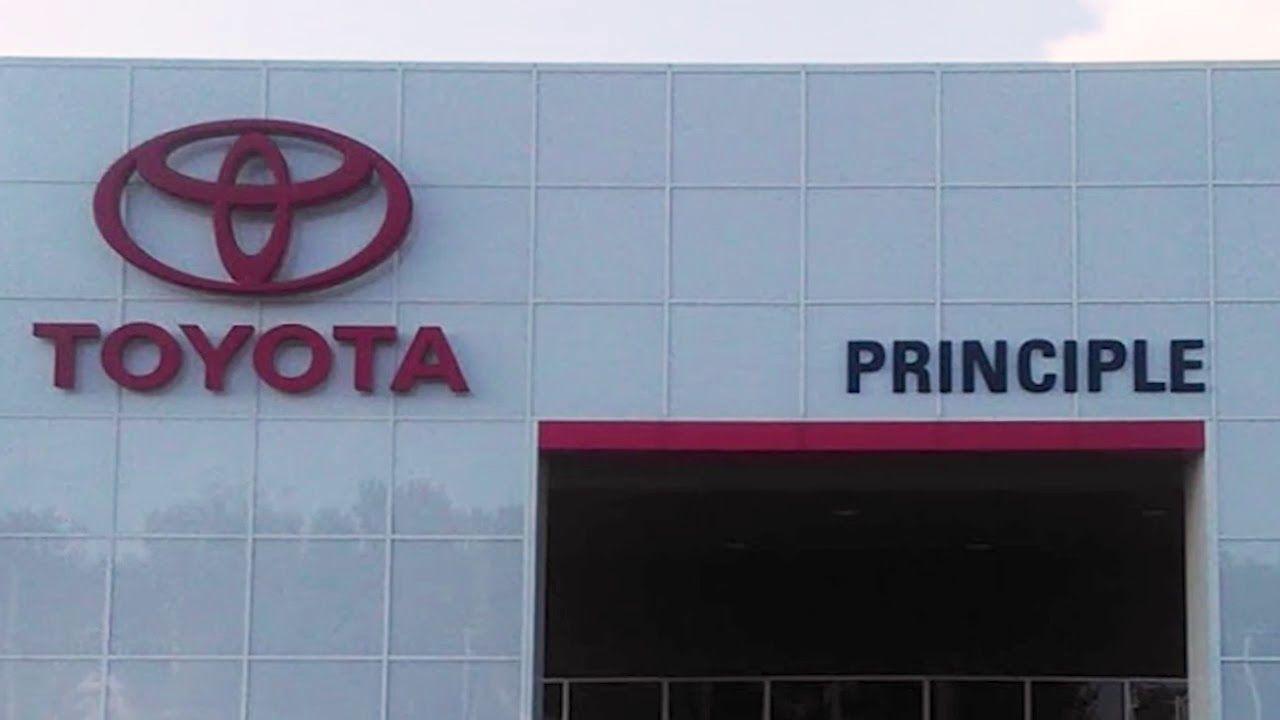 Principle Toyota Of Memphis Tennessee Toyota Memphis Tennessee Principles