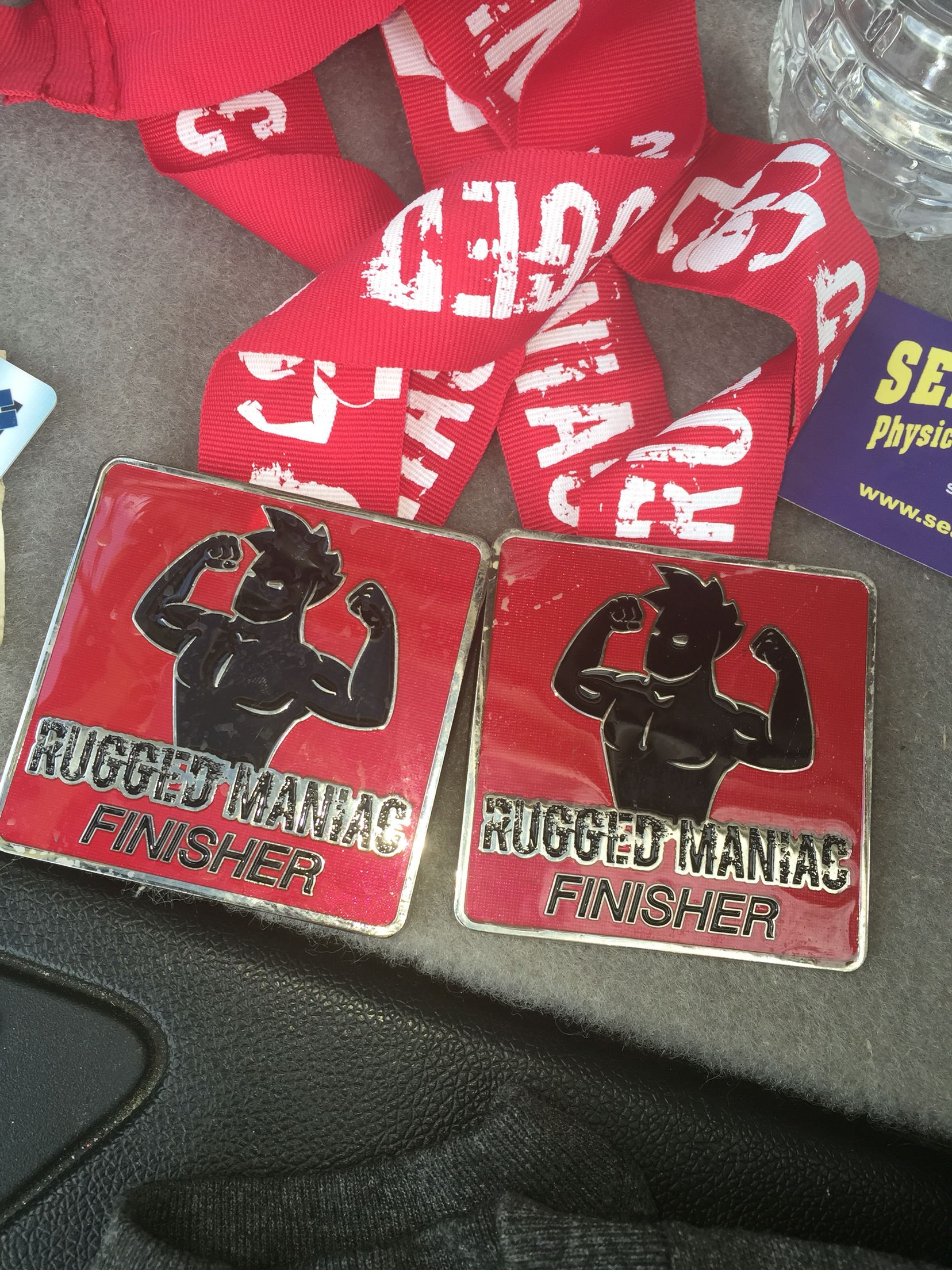 Rugged Maniac 2014