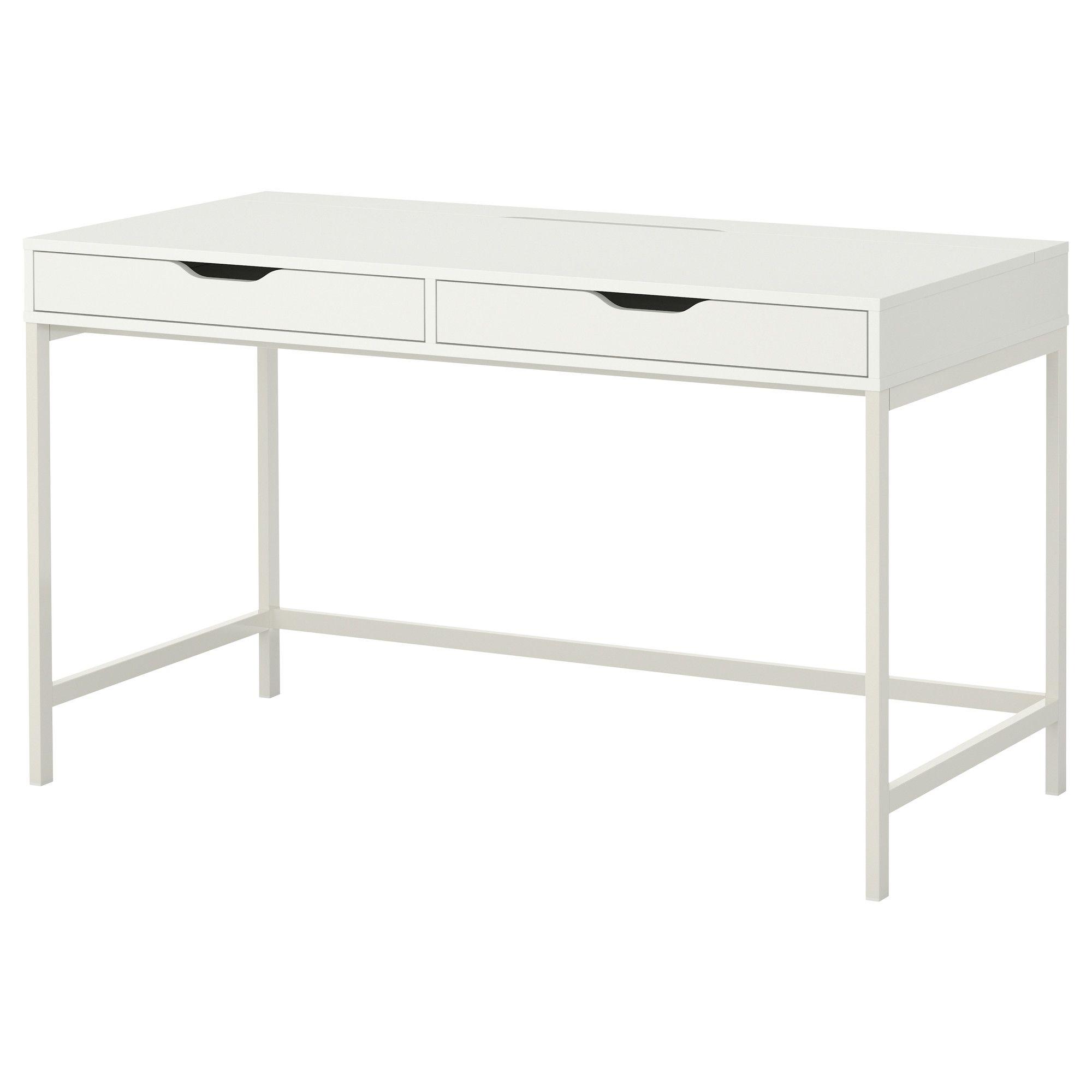 Alex Desk Gray 51 5 8x23 5 8 Ikea Ikea Alex Desk Alex Desk