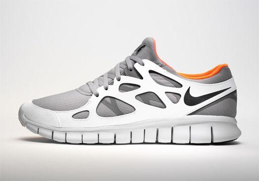 Nike Run Libre 2 Femmes Réfléchissantes