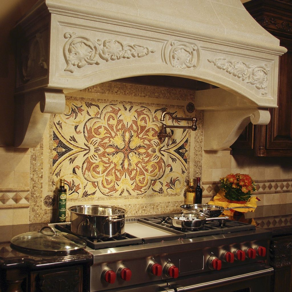 Back Splash For Kitchen Http Colgcastawayyarncom Mosaic Kitchen Backsplash Ideas