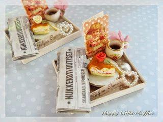 Happy Little Muffin