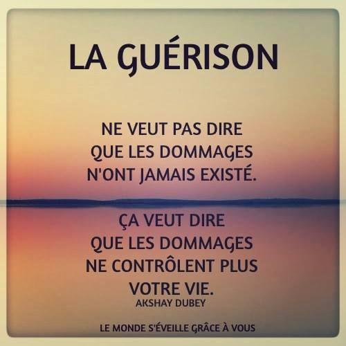La Guerison Citations Guerison Guerison Citation