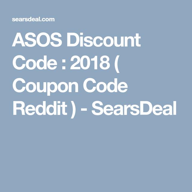 ASOS Discount Code 2018 : 15 Off First Order Coupon 2018