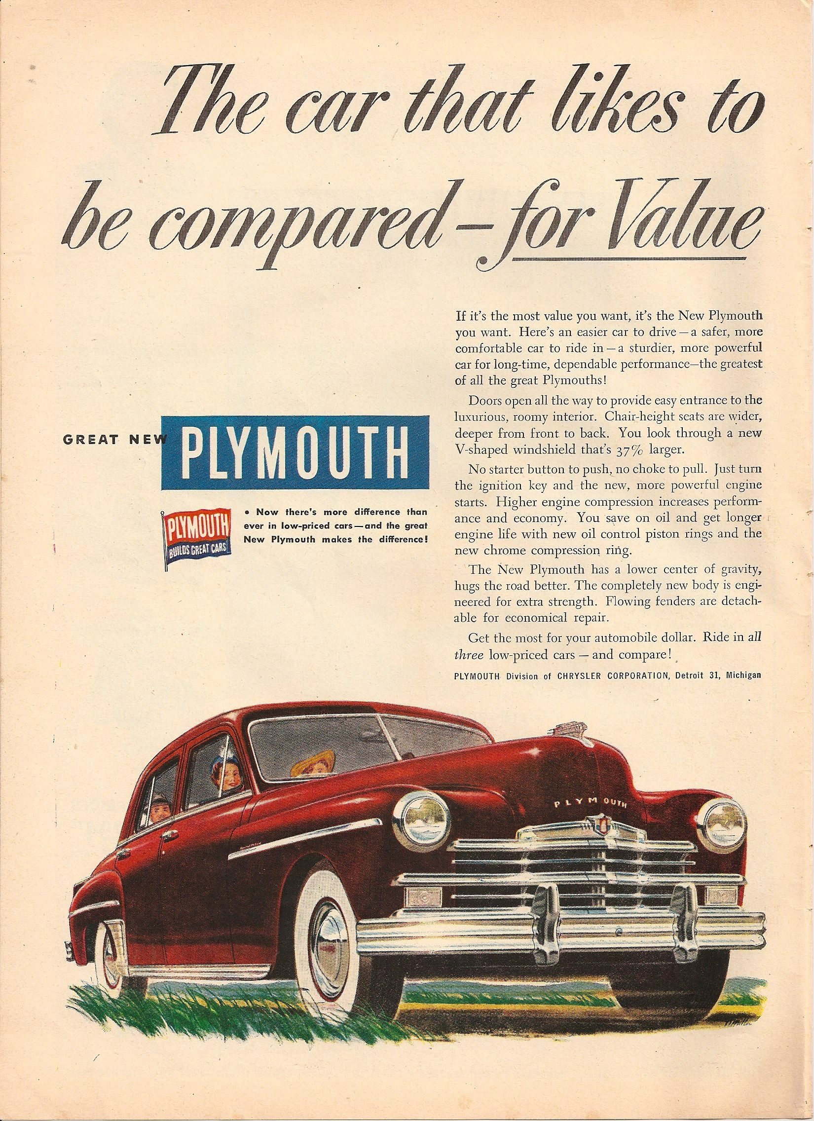 Plymouth- just like mine, except mine\'s blue | CARS / MOTORCYCLES ...