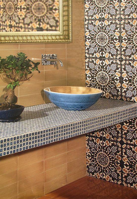 Ceramiche Di Vietri Arredo Bagno.Ceramiche Di Vietri Cerca Con Google Ceramica Pinterest Home