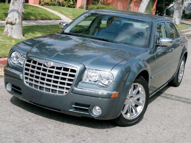 2005 Chrysler 300 C Hemi Eerste Auto Auto