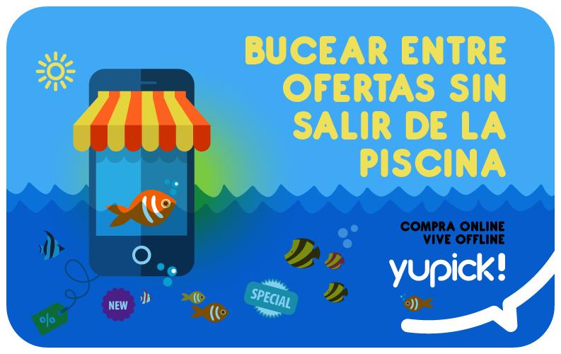 yupick! logística en puntos de conveniencia para recoger lo que compras por internet. e-Commerce y disfruta más de tu vida offline