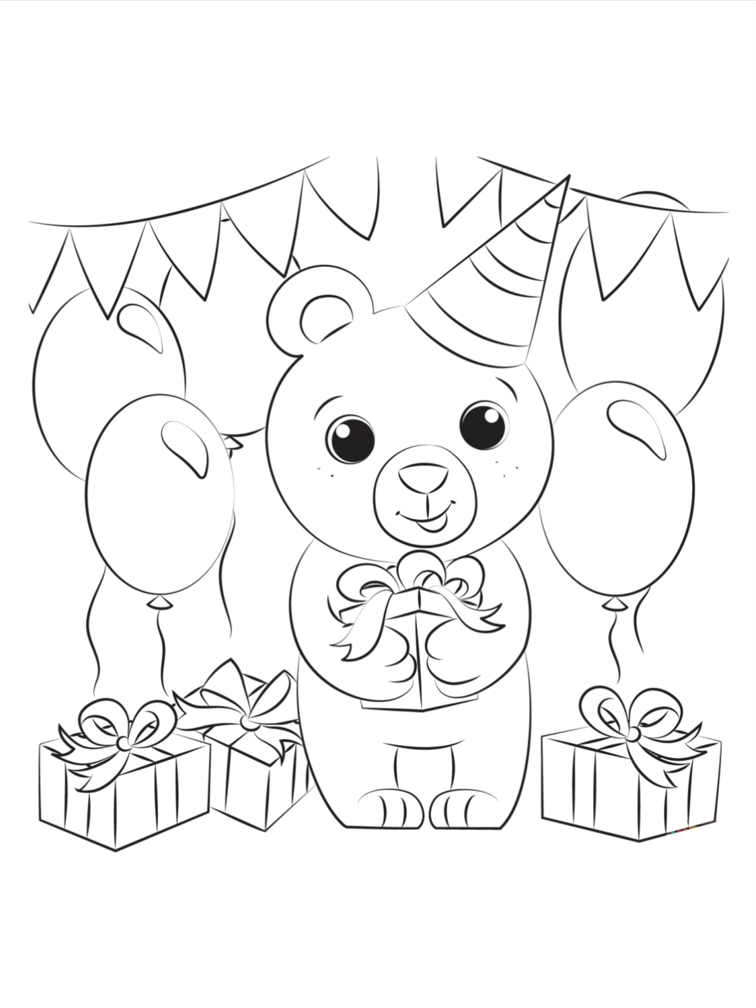 50 Birthday Coloring Pages For Kids Birthday Coloring Pages Cool Coloring Pages Happy Birthday Coloring Pages