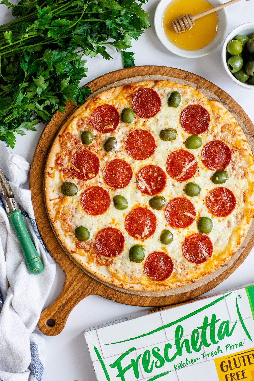 Best gluten free frozen pizza 3 ways ricetta ricette