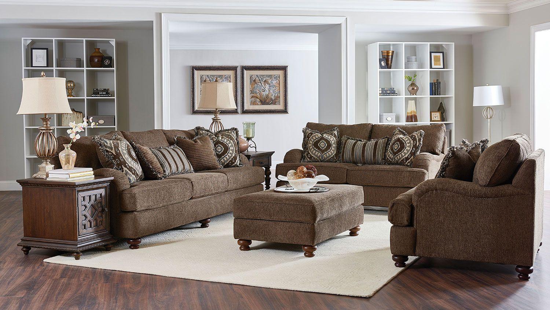Baker Loveseat Latte Levin Furniture In 2020 Levin Furniture Living Room Styles Furniture
