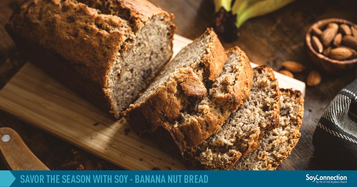 Savor the season🍂 with tender fall bakes like this {Banana ...