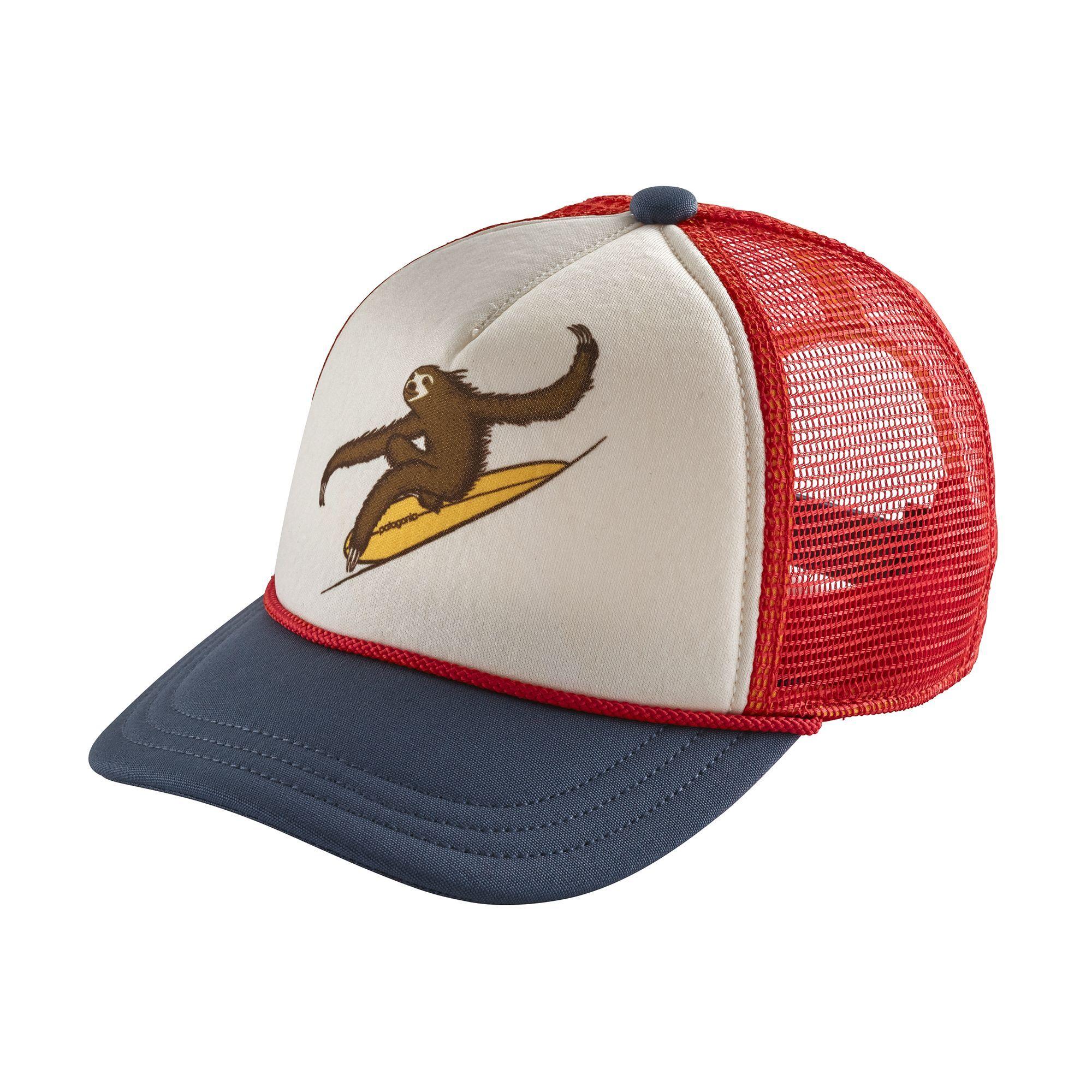 Patagonia Kids  Interstate Trucker Hat  aff70e6addf3