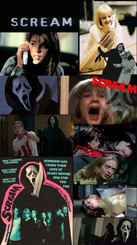 🔪Scream collage🔪