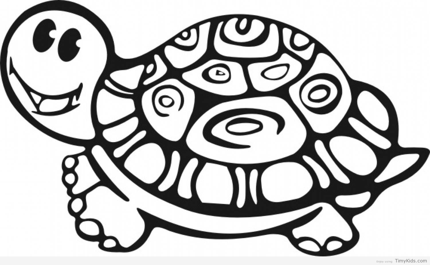http://timykids.com/coloring-pages-turtles.html | Colorings | Pinterest