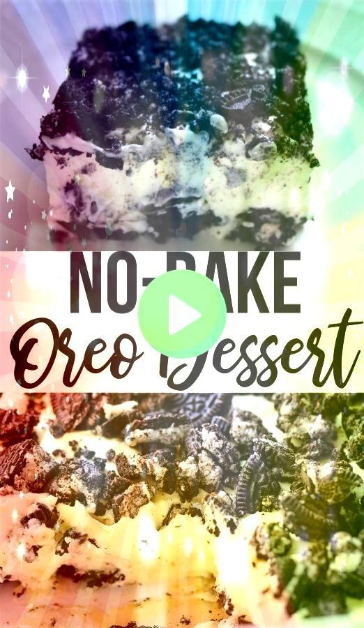 NoBake Oreo Dessert is a quick and easy dessert you are sure to make again and again  DessertsThis NoBake Oreo Dessert is a quick and easy dessert you are sure to make ag...