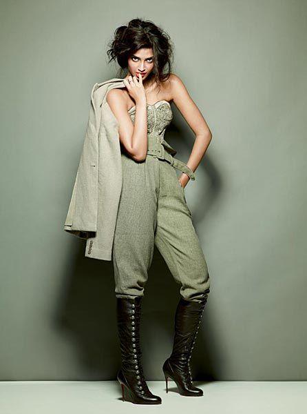 Sonam Kapoor's photoshoot for cosmopolitan