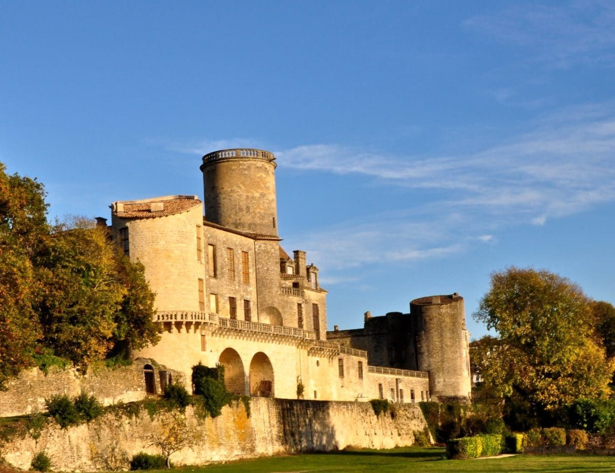 Duras Castle In Lot Et Garonne French Castle Vocabulary