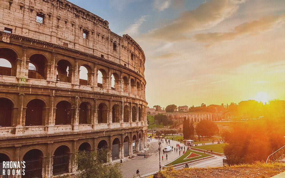 Colosseo....