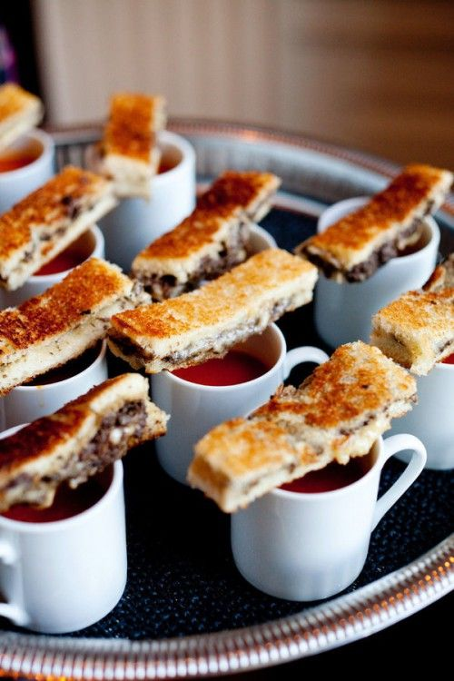 32 Yummy And Easy Winter Wedding Appetizers