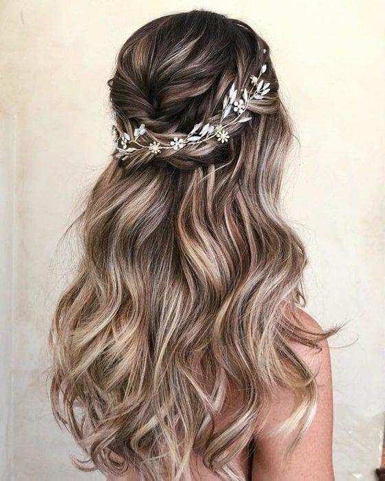 Peinados De Boda Sueltos