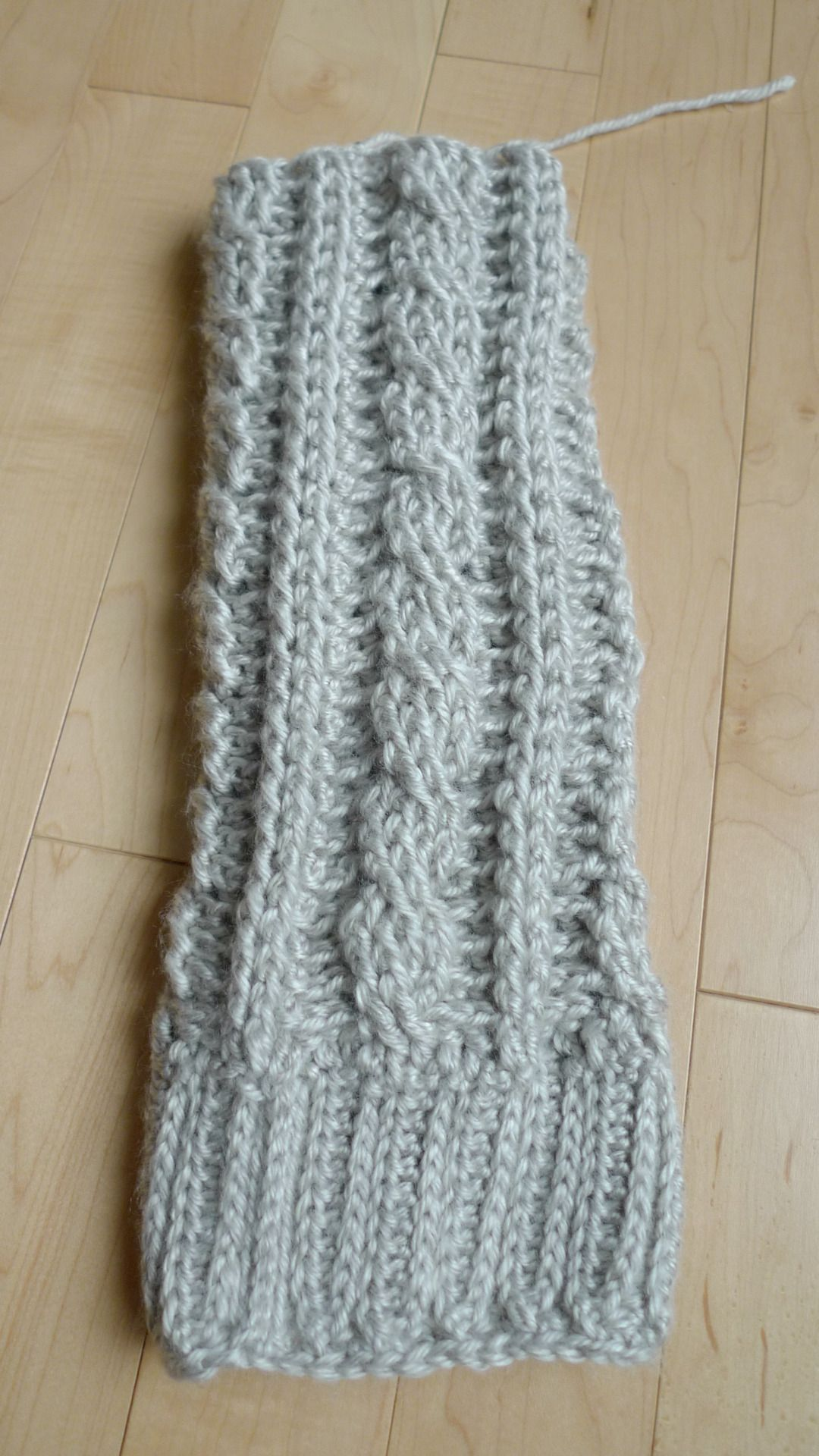 Cabled Legwarmers/Boot Cuffs | Pinterest | Dos agujas, Tejido y Patrones
