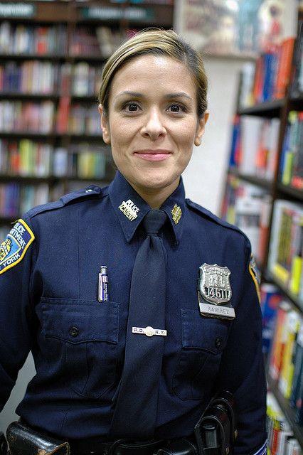 Hot Girl Police Officer