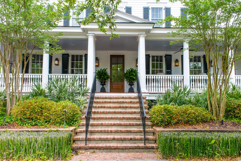 For sale homes with wraparound porches william means