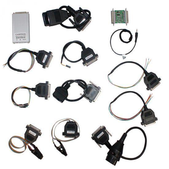 Softwares of Carprog Full V4 01 ECU Chip Tuning: ECU-OPEL - OPEL