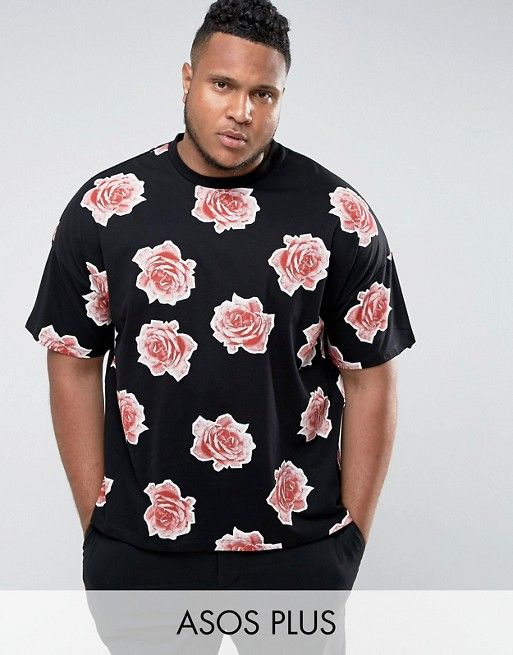 d743fe4491c ASOS PLUS - Chubsters are fond of Big and Tall Men s fashion clothes - Vêtements  grande taille homme - Plus Size Men -  chubster  barnab  menshop  menswear  ...